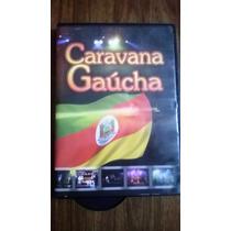 Dvd Caravana Gaúcha - Numero 1