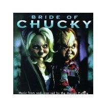 Cd Bride Of Chucky: Music From And Inspired By The Motion Pi