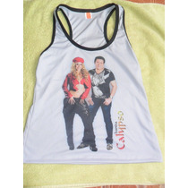 Camisa Banda Calypso Feminina Envio Junto Brinde