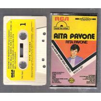 K7 Rita Pavone Disco De Ouro