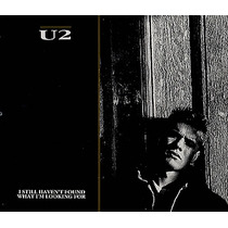 Cd-single-u2 -i Still Haven´t Found What I´m Looking For-87