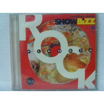 Cd - Planeta Rock Vol 3 - Coletânea Revista Show Bizz