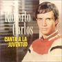 Cd Roberto Carlos - Canta A La Juventude - Jovem Guarda