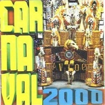 Cd Sambas Enredo 2000 Sp - Carnaval Sp 2000