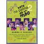 Dvd Bate Na Palma Da Mão 2 - Samba E Pagode - Novo***