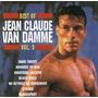 Cd Best Of Jean Claude Van Damme Vol 03