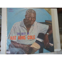 Disco Vinil Lp The Best Of Nat King Cole ##