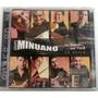 Cd - Grupo Minuano - Vai Mexer Com Você (cd Duplo)