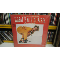 Great Balls Of Fire Trilha Sonora Lp Vinil Jerry Lee Lewis