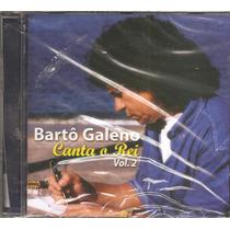 Cd Barto Galeno - Canta O Rei Vol.2