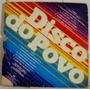 790 Mvd- 1982 Lp- Disco Do Povo- Vinil Disco