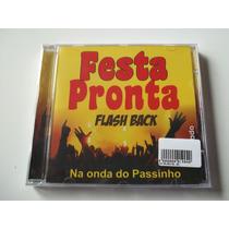 Flash Back - Cd Festa Pronta Funk - Antigos!!!! Lacrado!!!!