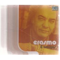Cd Erasmo Carlos & Amigos - Roberto Carlos - Lulu Santos