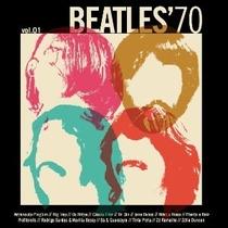 Cd Tributo The Beatles 70 -vol.1- Cassia Eller, Zelia Duncan
