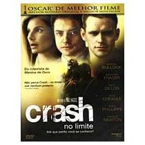 Dvd - Crash No Limite - 3 Oscar - Melhor Filme - 2 Dvds