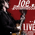 Lp Duplo Joe Bonamassa - Live From Nowhere In Particular New