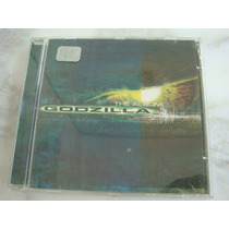Cd Godzilla The Album Trilha Sonora 1998