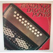 Vinil Lp Fandango Da Gaita Ponto - 1990