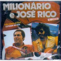 Cd Milionário E José Rico - Estrada Da Vida T.s.f. Vol. 9