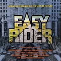 Cd Easy Rider: Soundtrack Sem Destino