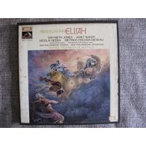 Mendelssohn - Elias ( Caixa Com 3 Lps)