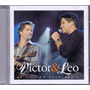 Cd Victor & Leo - Ao Vivo Em Uberlândia - Novo***