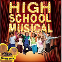 Cd High School Musical - Original, Novo E Lacrado!