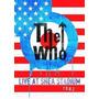 Dvd The Who Live At Shea Stadium 1982 - Original E Lacrado