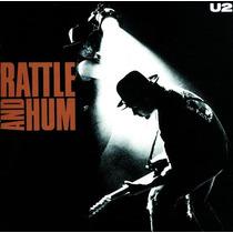 Cd - U2 - Rattle And Rum [frete Grátis]