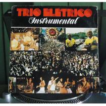 Lp - Vinil Trio Elétrico Instrumental