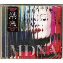 Cd Duplo Madonna - Mdna / Edição Deluxe - Novo***
