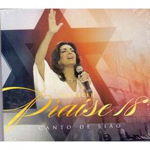 Cd Renascer Praise 18 - Canto De Sião - Novo***