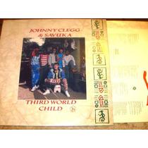 Lp Johnny Clegg & Savuka - Third World Child (87) C/ Encarte