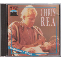 Cd Chris Rea - Midnight Blues ( Imp Eec )