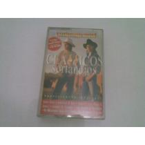 Fita K7 Chitaozinho E Xororo Classicos Sertanejos 1996