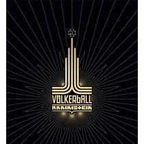 Cd/dvd Rammstein Volkerball [eua] Novo Lacrado