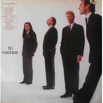 Tin Machine ( David Bowie ) - Lp - Ver O Video