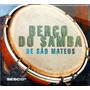 Cd Berço Do Samba - De São Mateus Sescsp - Novo***