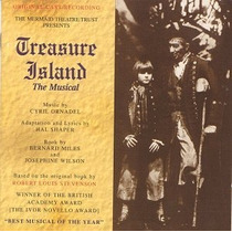 Cd Treasure Island: The Musical (original 1973 London Cast)