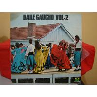 Vinil Baile Gaucho Vol 2 - 1976