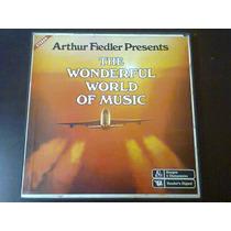 Lp Arthur Fiedler Presents The Wonderful World Of Music.