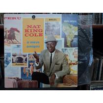 Lp-vinil:nat King Cole:a Meus Amigos:capitol