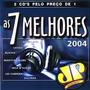 Cd-duplo-as 7 Melhores-2004-jovem Pan