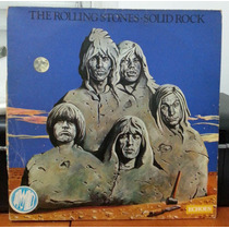 The Rolling Stones - Solid Rock - (lp)