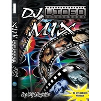 Dvd-dj Video Mix-by Dj Magrão-com Encarte Interno-otimo Esta