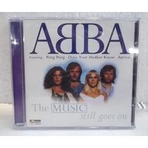 Abba Music Still Goes On Cd Original Ótimo Estado