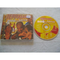 Cd - Terrasamba - Auê Do Terra - Axé