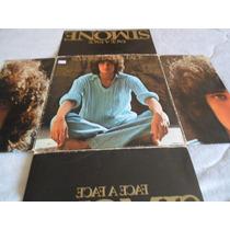 Lp Face A Face/ Simone/ Ano De 1977/ Conservadão