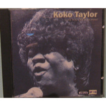 Koko Taylor - Love You Like A Woman - Cd Usado