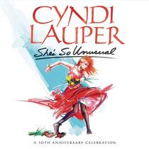 Cd Cyndi Lauper Shes So Unusual 30th Anniversary [eua] Novo